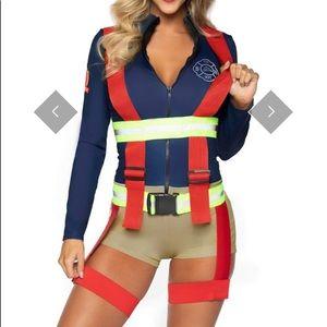 FashionNova Firefighter Costume